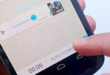 Before sending voice messages, WhatsApp will soon let users preview them