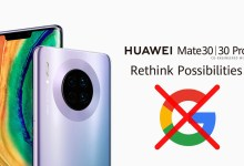 Huawei Mate 30 handsets are unable to download Google Apps