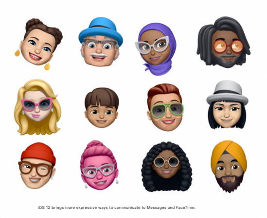 iOS 12 brings more expressive ways to communicate to Messages and FaceTime