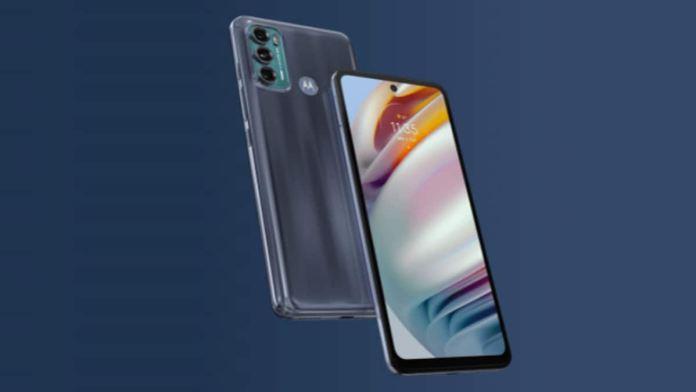 Motorola Moto G60 at Rs 17,999