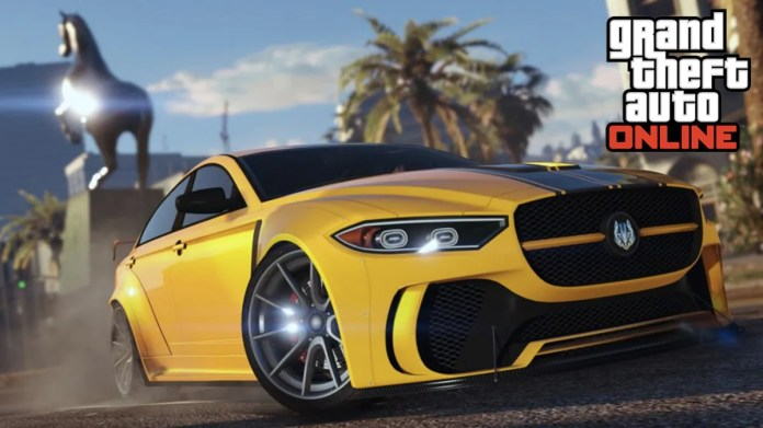 GTA Online: Top 5 fastest cars
