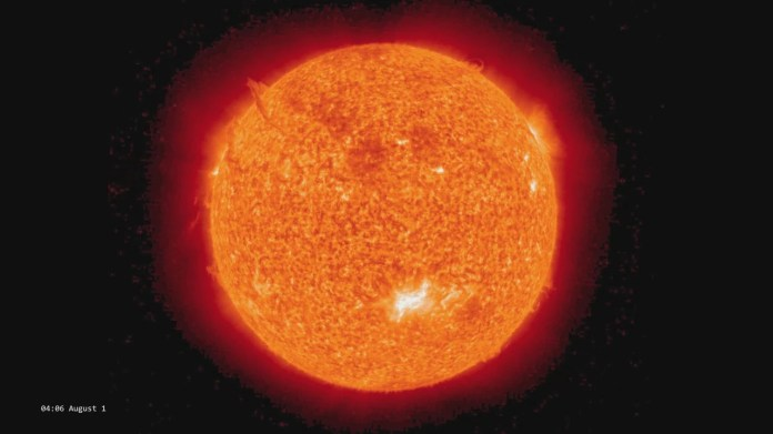 High-speed solar storm to hit Earth today, impact phone signals: NASA warns