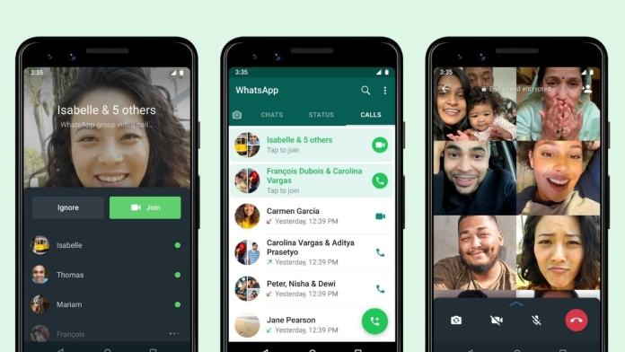 WhatsApp will finally make joining a group call easier for us