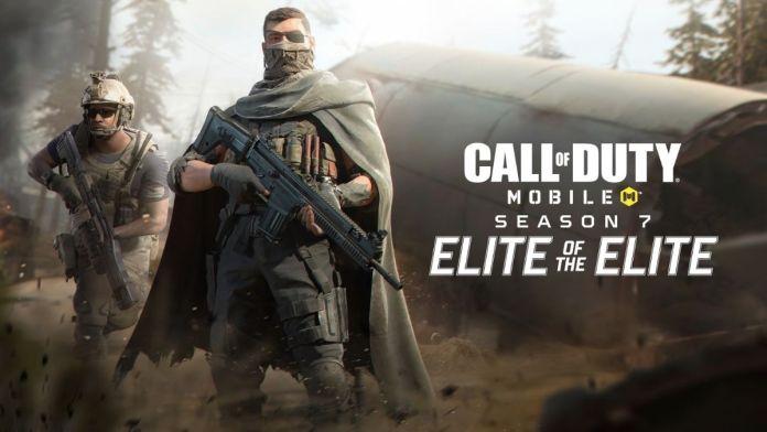 Call of Duty Mobile Season 7 Elite of the Elite: Rewards, maps, APK, OBB download links