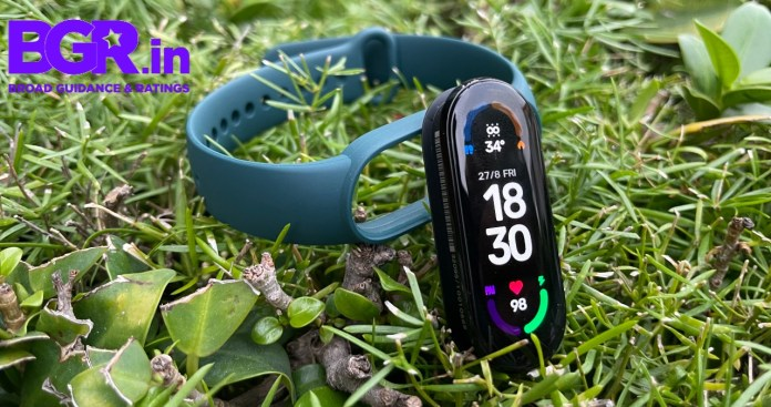 Mi Band 6 first impression: Impressive features for the affordable price tag