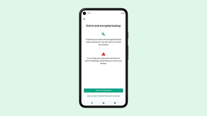 WhatsApp introduces end-to-end encrypted backups for iOS, Android: How to enable