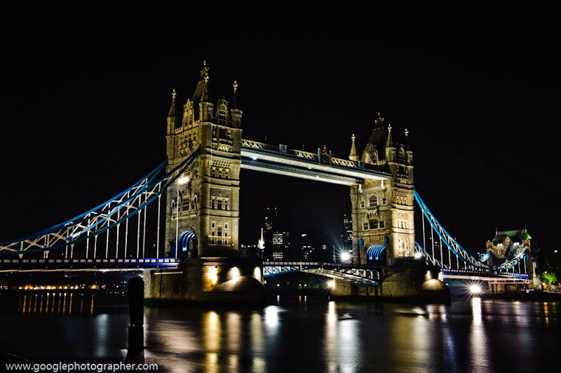 Tower Bridge London United Kingdom Travel Photography
