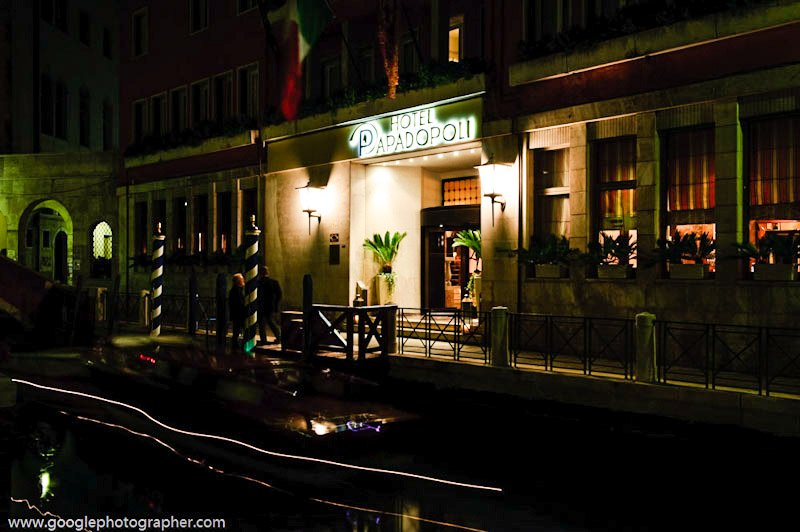 Hotel Papadopoli Venice Italy Travel Photography