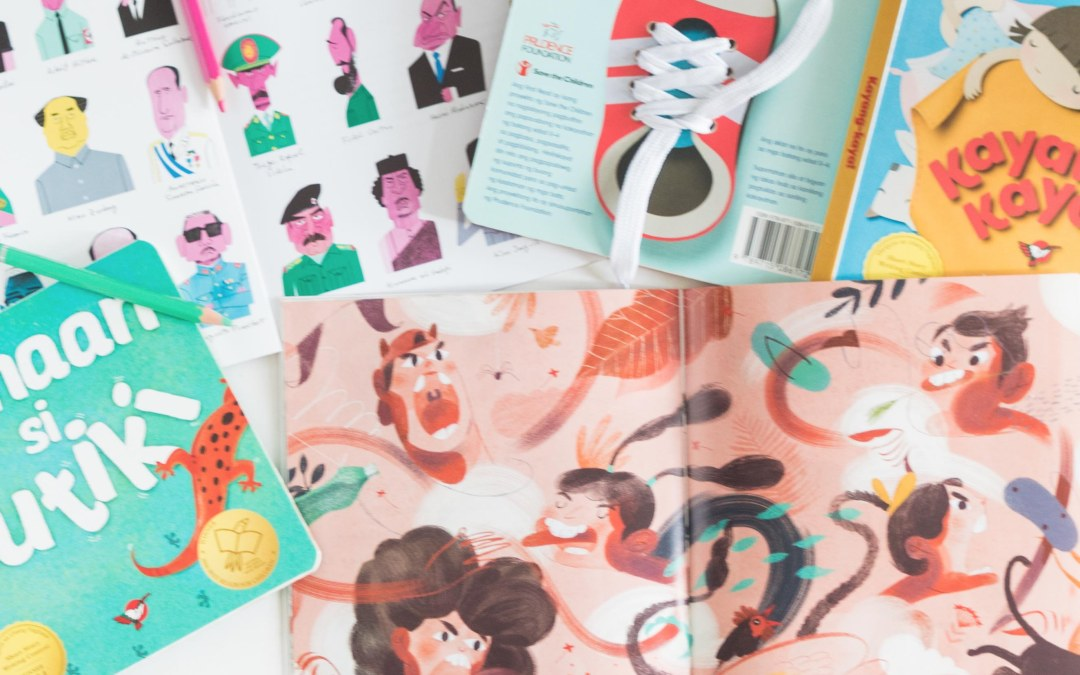 9 Books for Kids & Kids at Heart from the MIBF