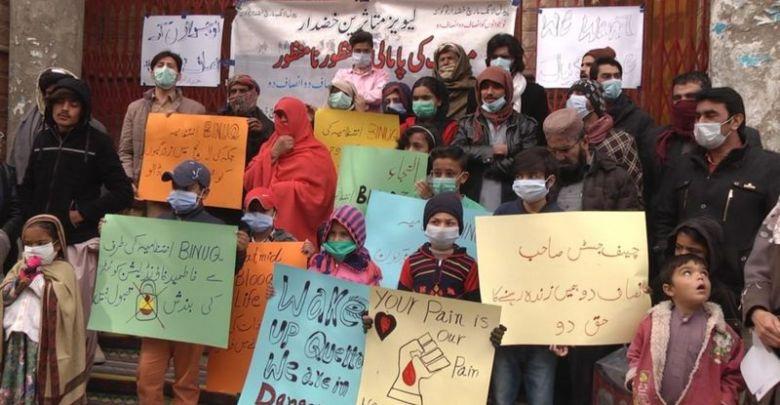 کوئٹہ میں خون کے عطیات کے مرکز کی بندش پر تھیلیسیمیا کا شکار بچے متاثر