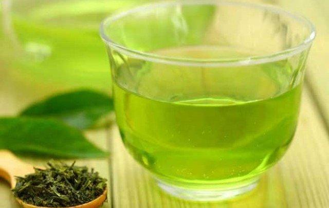 Green tea is useful in coronary heart disease