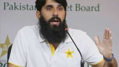 National team head coach Misbah-ul-Haq gave important advice to Mohammad Amir