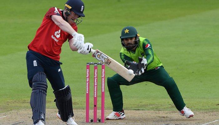 پاکستان کو انگلینڈ کیخلاف دوسرے ٹی ٹوئنٹی میں شکست