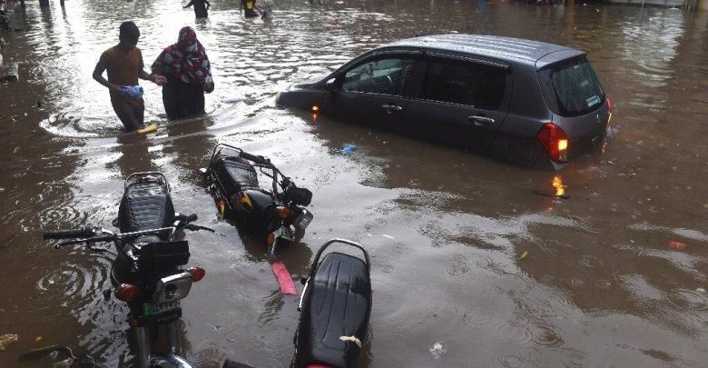 بارشوں ، سیلاب سے 6 افراد جاں بحق ، سات زخمی