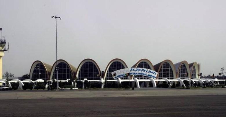 قندھار ایئرپورٹ پر راکٹ حملے، فضائی آپریشن معطل