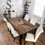 30 Best Farmhouse Table Dining Room Decor Ideas (3)