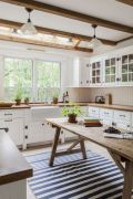 40 Best Modern Farmhouse Kitchen Decor Ideas And Design Trend In 2019 (10)