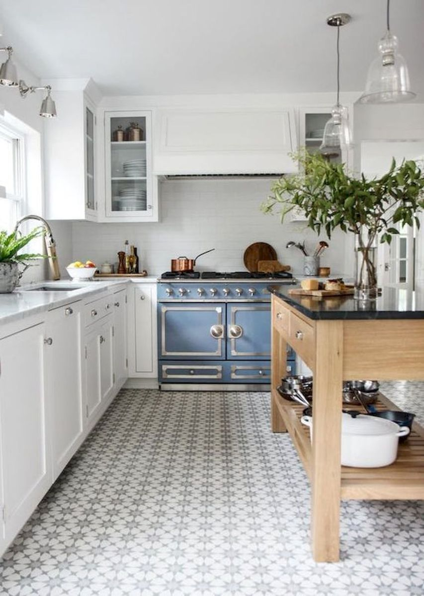 40 Best Modern Farmhouse Kitchen Decor Ideas And Design Trend In 2019 (28)