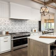 40 Best Modern Farmhouse Kitchen Decor Ideas And Design Trend In 2019 (35)