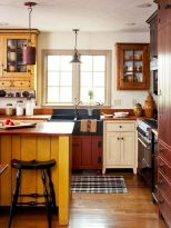 44 Best Farmhouse Kitchen Cabinets Design Ideas And Decor (15)