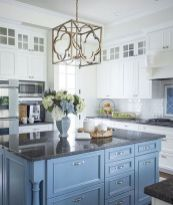 44 Best Farmhouse Kitchen Cabinets Design Ideas And Decor (17)