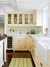 44 Best Farmhouse Kitchen Cabinets Design Ideas And Decor (39)