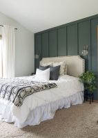 50 Modern Farmhouse Bedroom Decor Ideas Makes You Dream Beautiful In 2019 (21)