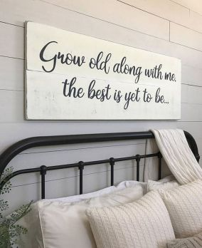 55 Awesome Farmhouse Signs Design Ideas And Decor (19)