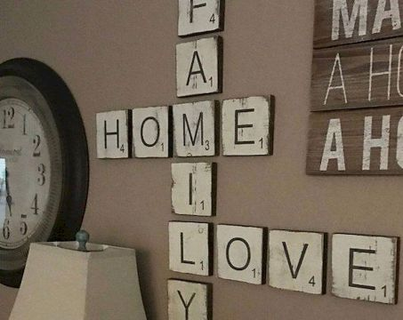55 Awesome Farmhouse Signs Design Ideas And Decor (35)