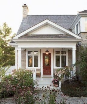 60 Adorable Farmhouse Cottage Design Ideas And Decor (19)