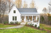 60 Adorable Farmhouse Cottage Design Ideas And Decor (6)