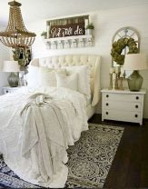 60 Best Farmhouse Bedroom Furniture Design Ideas And Decor (23)