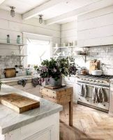60 Great Farmhouse Kitchen Countertops Design Ideas And Decor (3)