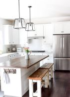 77 Best Farmhouse Kitchen Decor Ideas And Remodel (13)