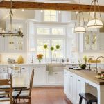 77 Best Farmhouse Kitchen Decor Ideas And Remodel (14)