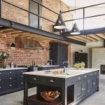 77 Best Farmhouse Kitchen Decor Ideas And Remodel (15)