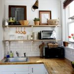 77 Best Farmhouse Kitchen Decor Ideas And Remodel (29)