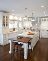 77 Best Farmhouse Kitchen Decor Ideas And Remodel (59)
