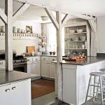 77 Best Farmhouse Kitchen Decor Ideas And Remodel (66)