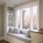 60 Best Window Seat Design Ideas (33)