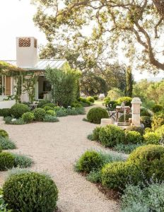 70 Magical Side Yard And Backyard Gravel Garden Design Ideas (43)