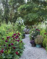 70 Magical Side Yard And Backyard Gravel Garden Design Ideas (51)