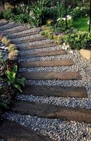 70 Magical Side Yard And Backyard Gravel Garden Design Ideas (59)