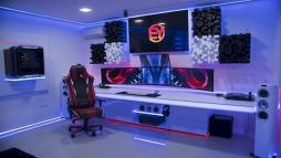 45 Fantastic Computer Gaming Room Decor Ideas and Design (27)