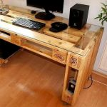 55 Fantastic DIY Computer Desk Design Ideas and Decor (26)