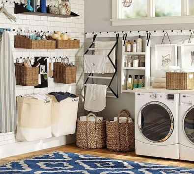 55 Gorgeous Laundry Room Design Ideas and Decorations (13)