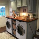 55 Gorgeous Laundry Room Design Ideas and Decorations (29)