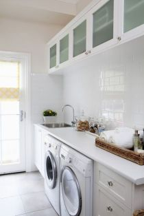 55 Gorgeous Laundry Room Design Ideas and Decorations (35)