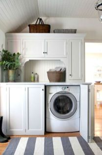 55 Gorgeous Laundry Room Design Ideas and Decorations (36)