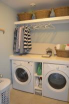 55 Gorgeous Laundry Room Design Ideas and Decorations (40)